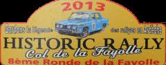 Organisée par l'association Historic Rally Col de la Fayolle. Photos 2007 2008 2009 2010 2011 2012 Si vous souhaitez disposer gratuitement de mes photos laissez-moi un commentaire en pied de page ou cont@cter moi via le formulaire ci-dessous… Formulaire »