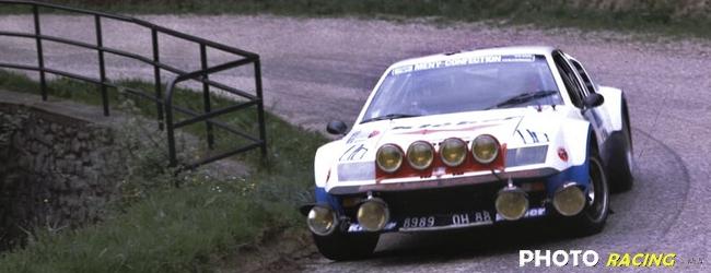 XXVème Rallye de Lorraine 1979 18, 19 & 20 mai 1979 Pierre MENY – Jean-François LIENERE Renault Alpine A310 V6 Groupe IV #178 Classements : 1°BEGUIN-LENNE / PORSCHE 911SC GR4 2°ANDRUET-LIENARD / FIAT 131 ABARTH GR4 3°MOUTON-CONCONI / FIAT 131 ABARTH GR4 5°MENY-LIENERE / A310 V6 GR4 Bibliographie : Photos : PhotoRacingClub Vidéo super 8 : Alain, AL Spectateur Classements : thais66