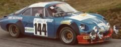 XXVIIIème Rallye du Mont Blanc 1976 Fiche technique : 28ème édition les samedi 29 et dimanche 30 mai 1976 (fête des Mères). Organisée par l'ASAC Mont Blanc avec le concours de Esso, le comité des fêtes de Thônes et le «Messager». Ouvert aux groupes 1 à 5 : 13ème épreuve du championnat de France des rallyes (coef. 5), comptant aussi pour le championnat fédéral zone Sud-Est (10ème épreuve, coef. 5). Parcours long de 862 km dont 420 en 19 spéciales : Plan du Bois (spéciales n° 1 & 8) : 10 km Manigod les Avaris (spéciales n° 2 & 9) […]