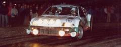 XXXIème Rallye du Mont Blanc 1979