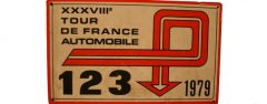 XXXVIIIème Tour de France Automobile 1979