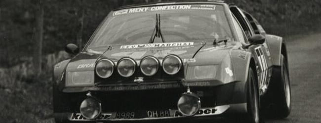 XVIIème Rallye des Vosges 1979 Fiche technique : 17ème édition, 22 avril 1979. Bibliographie : Photo Daniel NARTZ : Merci ! Photo Racing Club