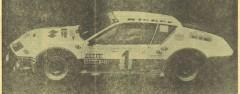 XXVIIIème Rallye des Vosges 1980 19, 20 Avril 1980 Pierre Mény – Jean-François Liénéré Renault Alpine A310 V6 Groupe IV #1 1°MENY-LIENERE / A310 V6 GR4 2° HAZARD-MOREL /BMW 320 GR2 3°YUNG-THEVENY / PORSCHE 911SC GR3
